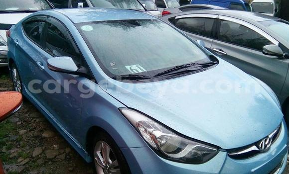 Buy Used Hyundai Elantra Blue Car in Addis–Ababa in Ethiopia