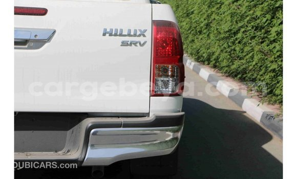 Buy Import Toyota Hilux Black Car in Import - Dubai in Ethiopia