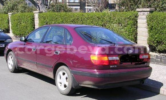Buy Used Toyota Carina Black Car in Addis Ababa in Ethiopia
