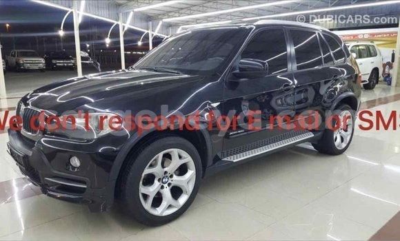 Buy Import BMW X5 Black Car in Import - Dubai in Ethiopia