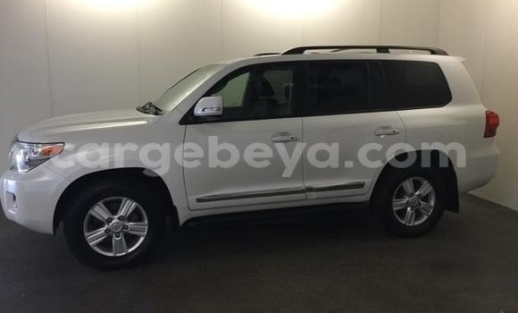 Buy Used Toyota Land Cruiser White Car in Addis–Ababa in Ethiopia