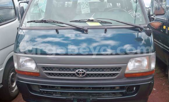 Buy Used Toyota 4Runner Blue Car in Addis–Ababa in Ethiopia