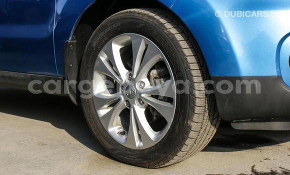 Buy Import Kia Soul Blue Car in Import - Dubai in Ethiopia