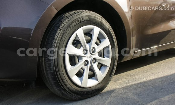 Buy Imported Kia Rio Brown Car in Addis–Ababa in Ethiopia