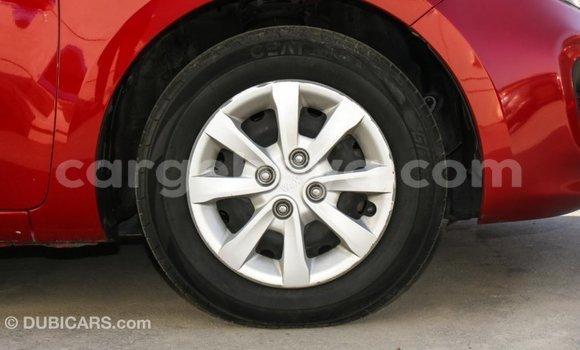 Buy Import Kia Rio Red Car in Import - Dubai in Ethiopia