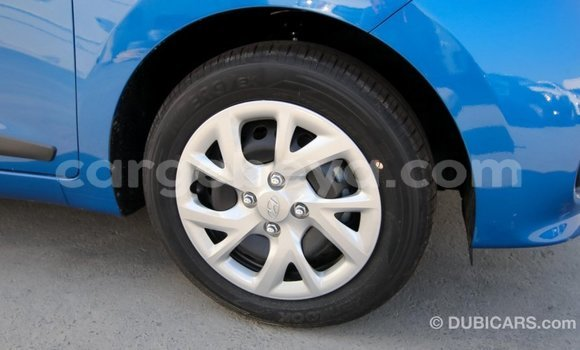 Buy Imported Hyundai i10 Blue Car in Addis–Ababa in Ethiopia