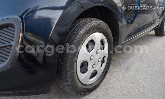 Buy Import Kia Picanto Black Car in Import - Dubai in Ethiopia