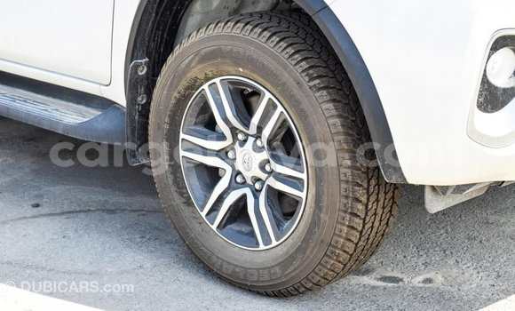 Buy Imported Toyota Fortuner White Car in Addis–Ababa in Ethiopia