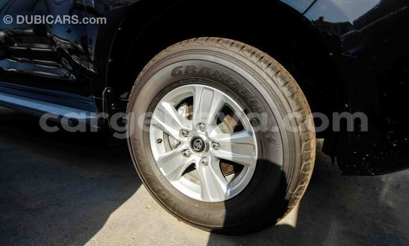 Buy Import Toyota Land Cruiser Black Car in Import - Dubai in Ethiopia