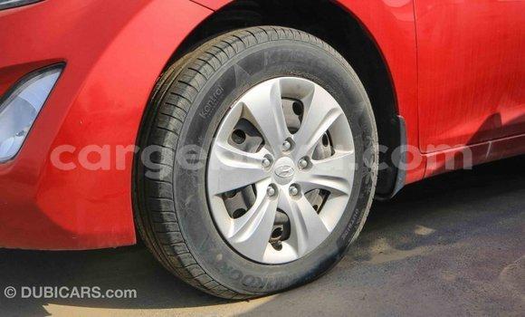 Buy Import Hyundai Elantra Red Car in Import - Dubai in Ethiopia