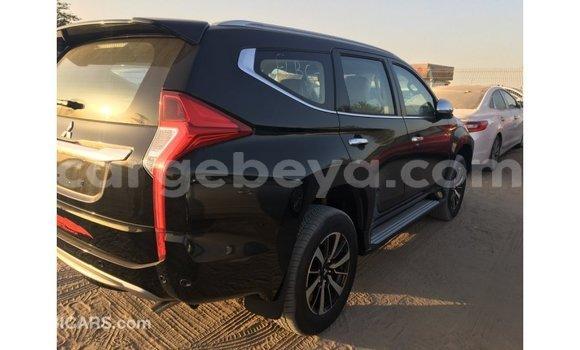 Buy Import Mitsubishi Montero Black Car in Import - Dubai in Ethiopia