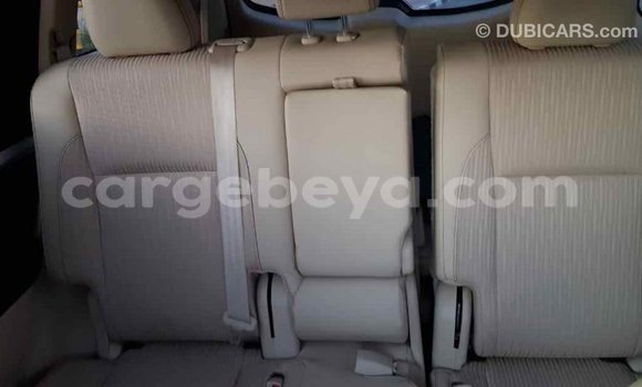 Buy New Toyota Highlander White Car in Import - Dubai in Ethiopia
