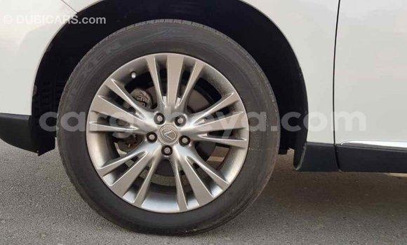 Buy New Lexus RX 350 White Car in Import - Dubai in Ethiopia