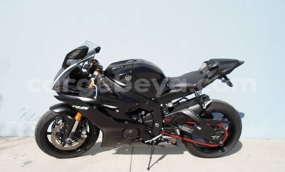 Buy New Yamaha YZF Black Bike in Addis–Ababa in Ethiopia