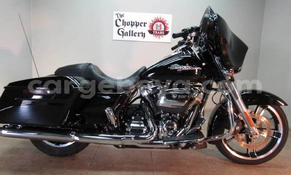 Buy New Harley Davidson Electra Glide Black Bike in Addis–Ababa in Ethiopia