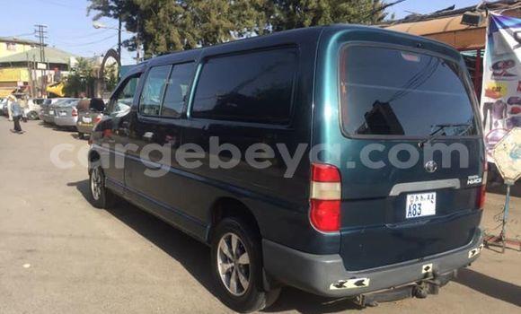 Buy Used Toyota Hiace Green Car in Addis–Ababa in Ethiopia