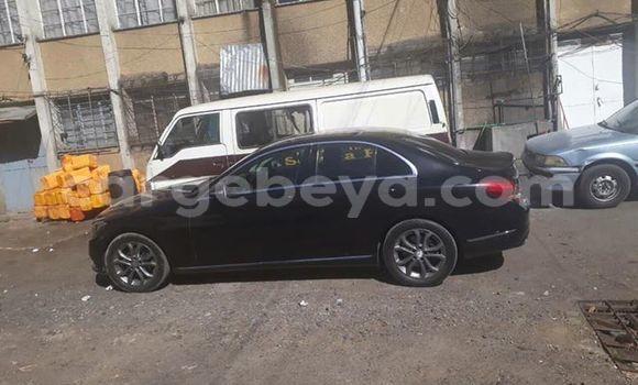 Buy Used Mercedes-Benz C-klasse Black Car in Addis–Ababa in Ethiopia