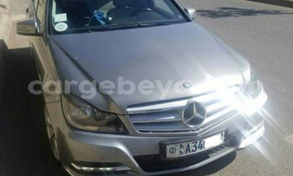 Buy Used Mercedes-Benz C-klasse Silver Car in Addis–Ababa in Ethiopia