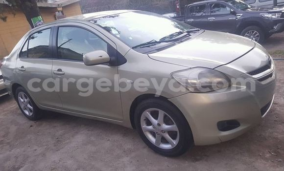 Buy Used Toyota Yaris Beige Car in Addis–Ababa in Ethiopia