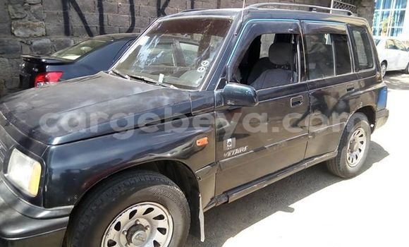 Buy Used Suzuki Vitara Black Car in Addis–Ababa in Ethiopia