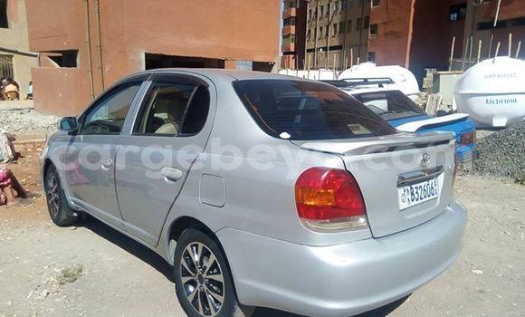 Buy Used Toyota Platz Silver Car in Addis–Ababa in Ethiopia