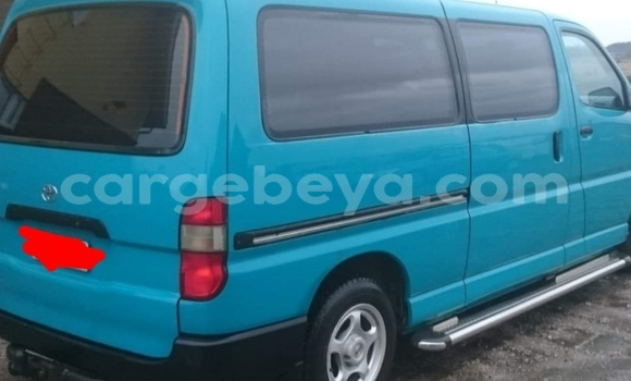 Buy Imported Toyota Hiace Green Car in Addis–Ababa in Ethiopia