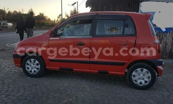 Buy Used Kia Visto Red Car in Addis–Ababa in Ethiopia