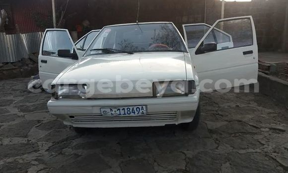 Buy Used Citroen BX White Car in Addis–Ababa in Ethiopia