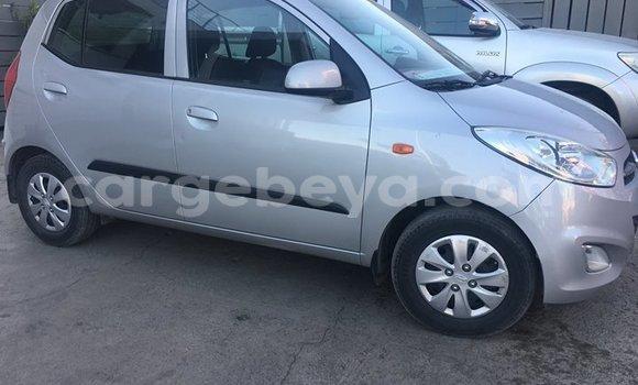 Buy Used Hyundai i10 Silver Car in Addis–Ababa in Ethiopia