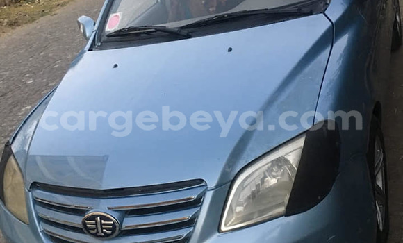Buy Used FAW Vita Blue Car in Addis–Ababa in Ethiopia