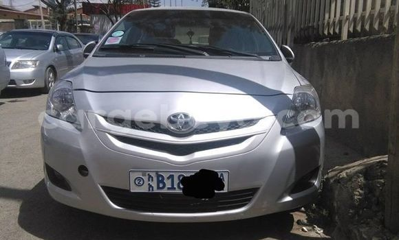 Buy Used Toyota Belta Silver Car in Addis–Ababa in Ethiopia