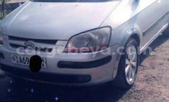 Buy Used Hyundai Getz Silver Car in Addis–Ababa in Ethiopia