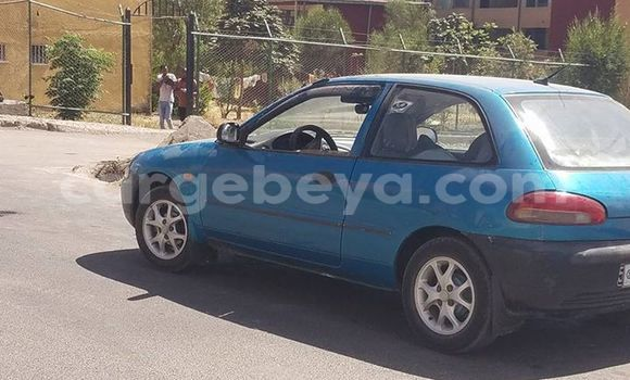 Buy Used Mitsubishi Colt Blue Car in Addis–Ababa in Ethiopia