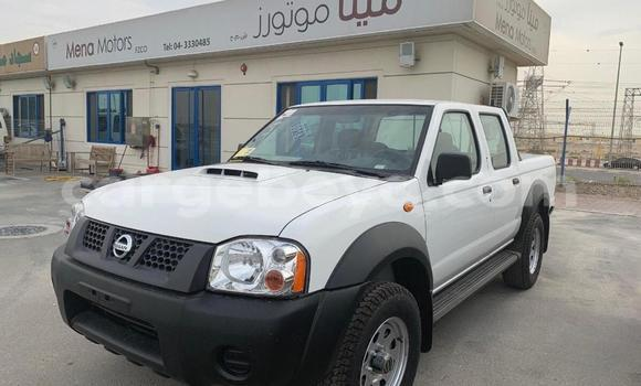 Buy New Nissan Pickup White Car in Addis–Ababa in Ethiopia