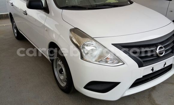 Buy New Nissan Sunny White Car in Addis–Ababa in Ethiopia