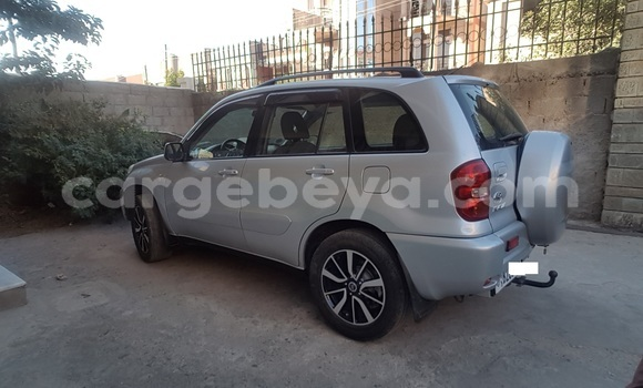 Buy New Toyota RAV4 Silver Car in Addis–Ababa in Ethiopia