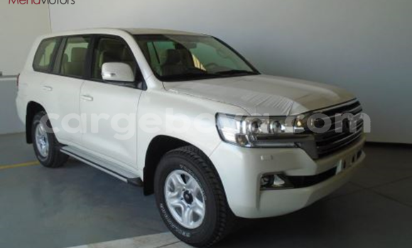 Buy New Toyota Land Cruiser White Car in Addis–Ababa in Ethiopia