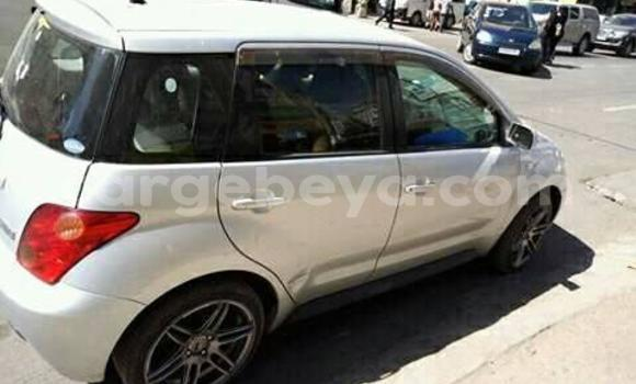 Buy Used Toyota IST Silver Car in Addis–Ababa in Ethiopia