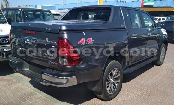 Buy Used Toyota Hilux Blue Car in Addis–Ababa in Ethiopia