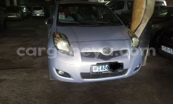 Buy Used Toyota Yaris Other Car in Addis–Ababa in Ethiopia