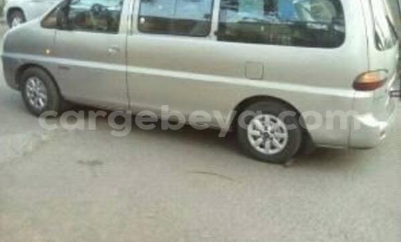 Buy Used Hyundai H1 Silver Car in Addis–Ababa in Ethiopia