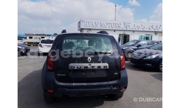 Buy Import Renault Duster Black Car in Import - Dubai in Ethiopia