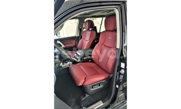 Buy Import Toyota Land Cruiser Black Car in Import - Dubai in Ethiopia
