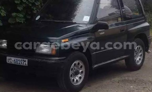 Buy Used Suzuki Vitara Black Car in Addis Ababa in Ethiopia
