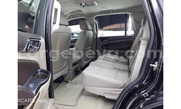 Buy Import Chevrolet Tahoe Black Car in Import - Dubai in Ethiopia