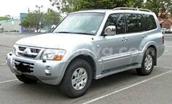 Buy Used Mitsubishi Pajero Silver Car in Addis–Ababa in Ethiopia