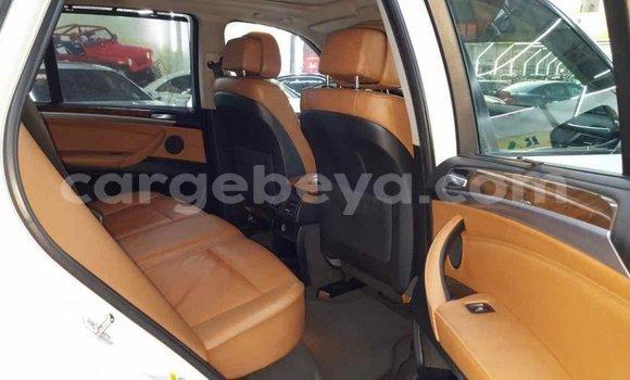 Buy Import BMW X5 White Car in Import - Dubai in Ethiopia