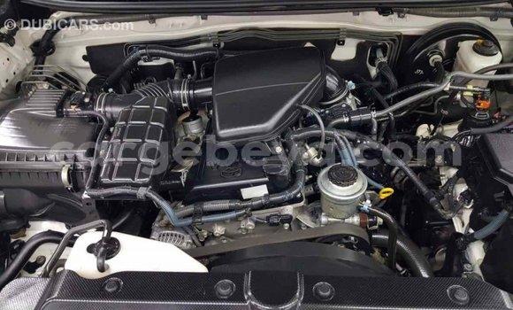Buy Import Toyota Prado White Car in Import - Dubai in Ethiopia