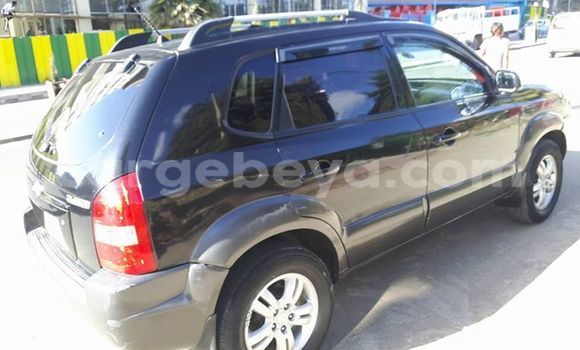 Buy Used Hyundai Tucson Black Car in Addis–Ababa in Ethiopia