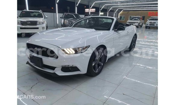 Buy Import Ford Mustang White Car in Import - Dubai in Ethiopia